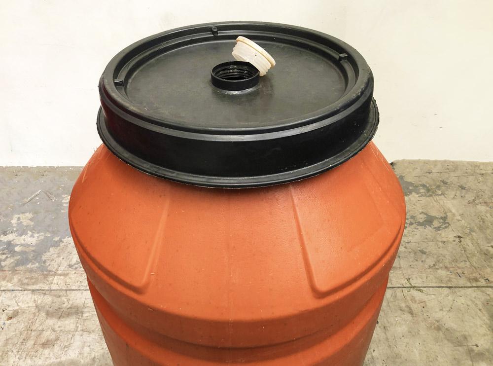 Heavy Duty Plastic Drum 220 litre Food Grade HDPE Barrel