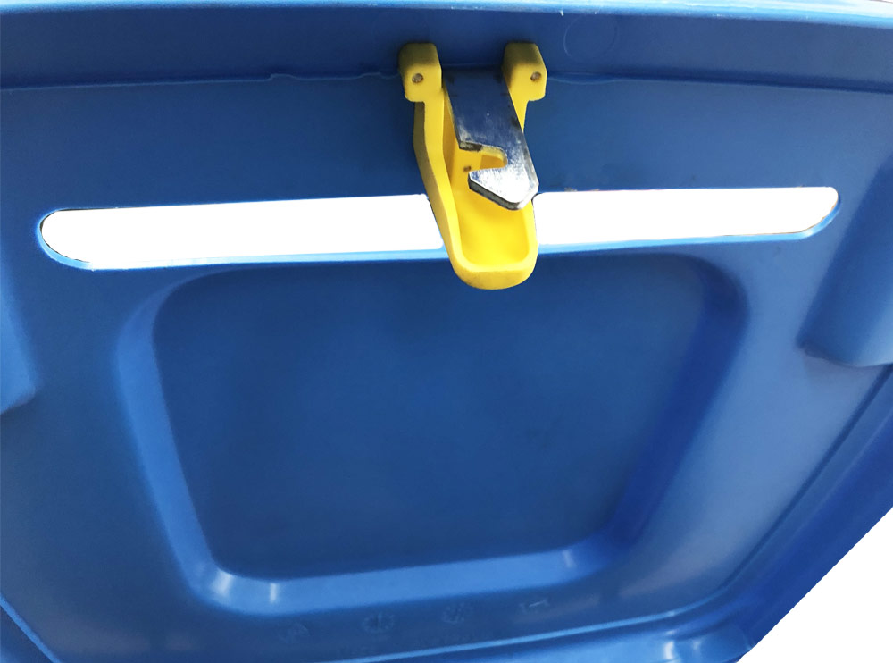 Lockable Secure Wheelie Bin 240 Litre, Wheelie Bins Supplier, Wheelie Bins Wholesaler Melbourne