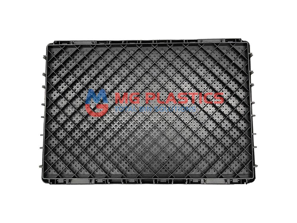 Plastic Stackable Crate 25L