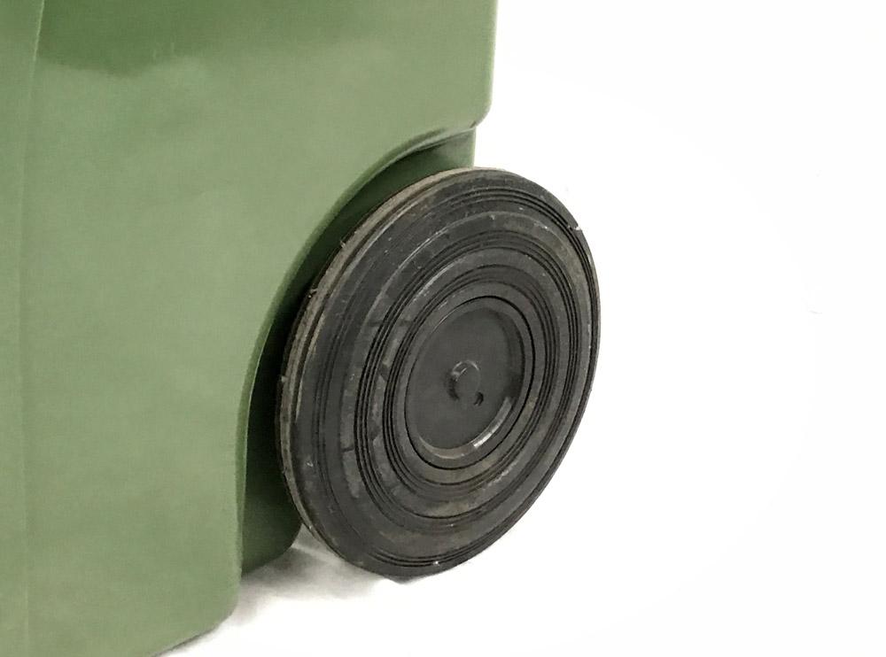 360 Litre Wheelie Bin with Large 2 Wheels, Wheelie Bins Supplier, Wheelie Bins Wholesaler Melbourne