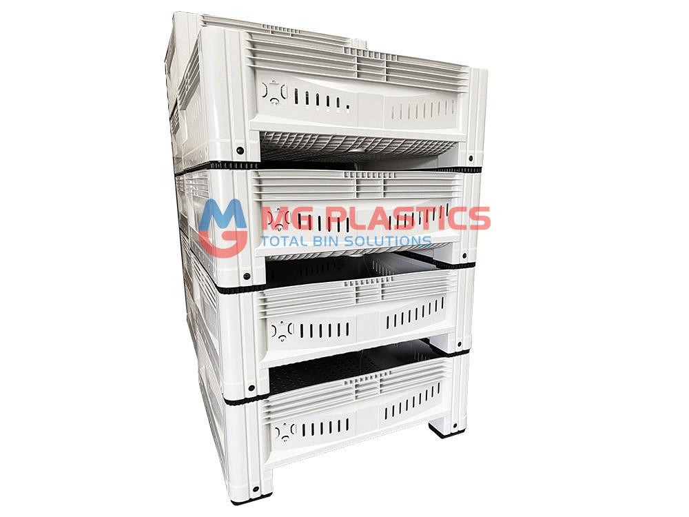 NewGen MB440 V10 Agricultural Storage Pallet Bin