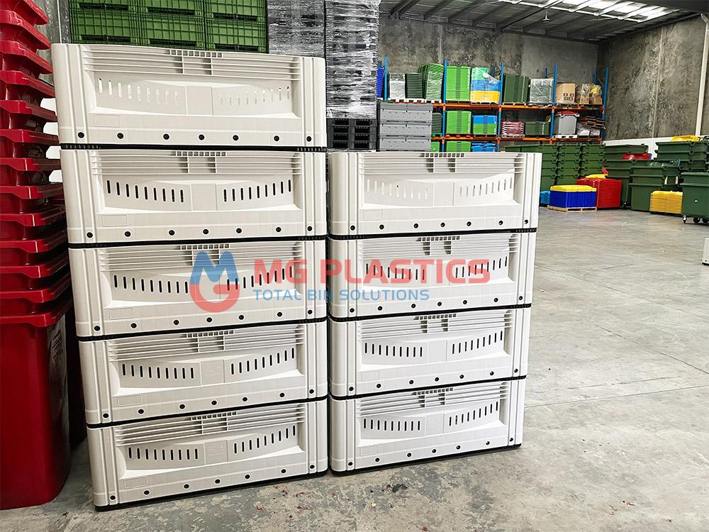 MB440 V10 Agricultural Storage Pallet Bin