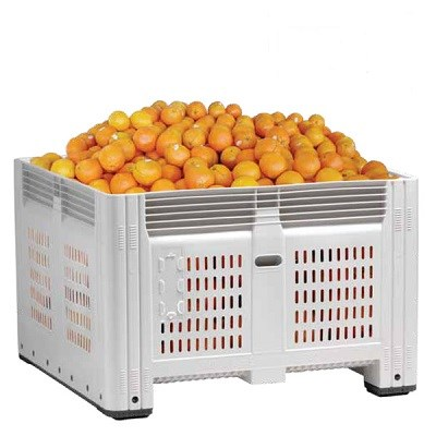 Nally Bins Nally MegaBin Vented fruit vegetable Agricultural